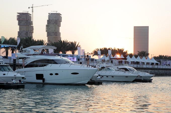 Qatar boat show makes waves - Yachting