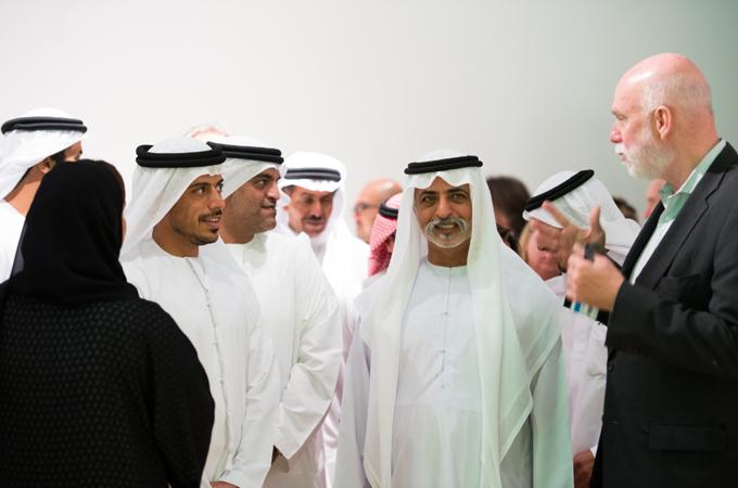 Abu Dhabi sheds light on Guggenheim collection - Art &