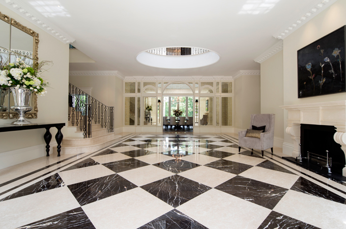 Surrey Mansion Adopts Five Star Theme Real Estate Amp Property