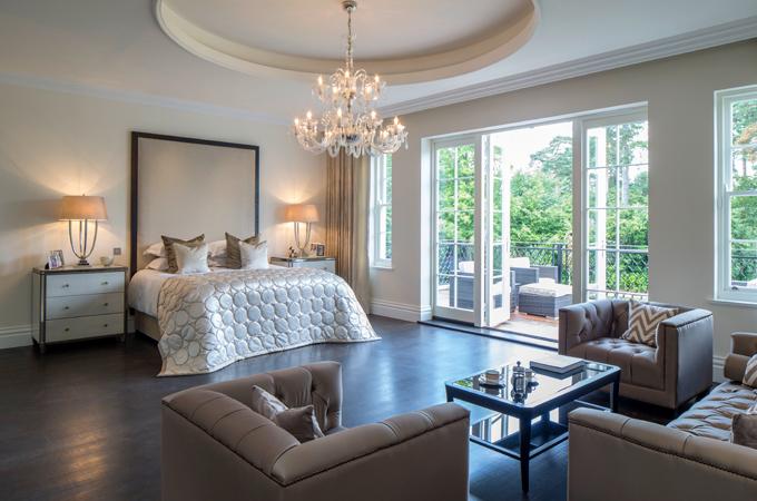 Surrey Mansion Adopts Five Star Theme Real Estate Amp Property