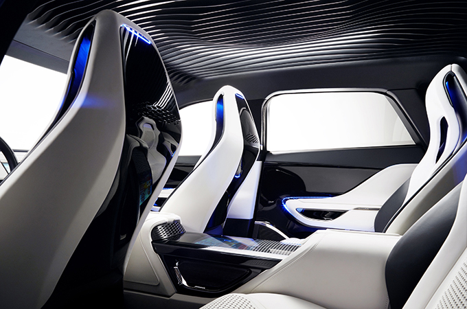 jaguar sets the pace with new suv motoring. Black Bedroom Furniture Sets. Home Design Ideas