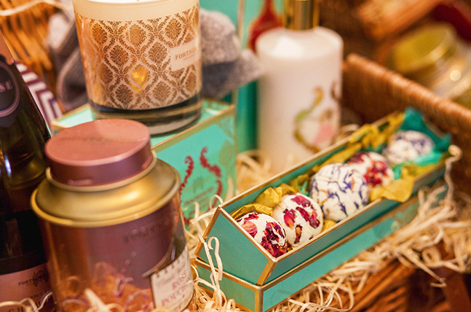Fortnum amp mason s dubai store bringing some early festive cheer to