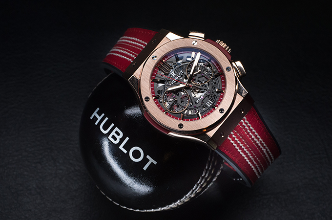 hublots fusion series official content classic cricket watches hublot world cup s chrono watch