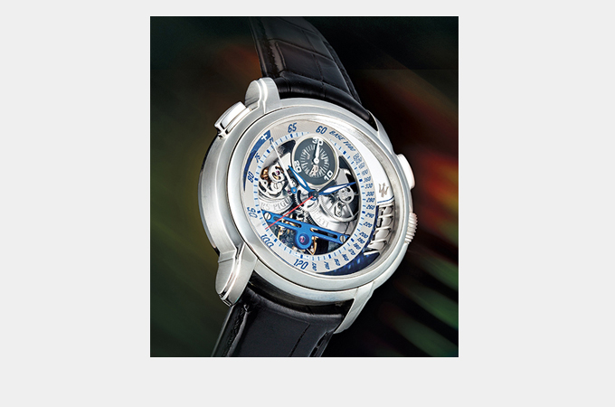 sotheby�s offers prized modern watch collection luxury