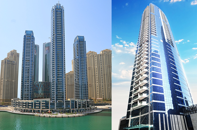 New hotel opens doors in dubai marina hotels resorts for The newest hotel in dubai