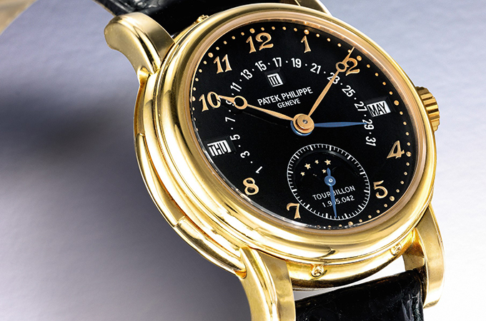 vintage watch sale fetches 125m art amp auctions