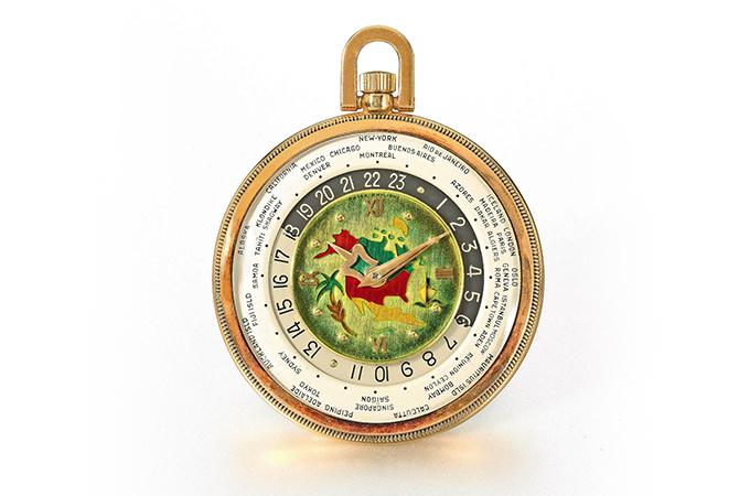 vintage watch sale fetches 125m art amp auctions
