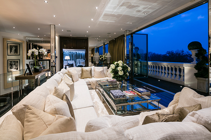 Art Deco Penthouse On The Market Real Estate Amp Property
