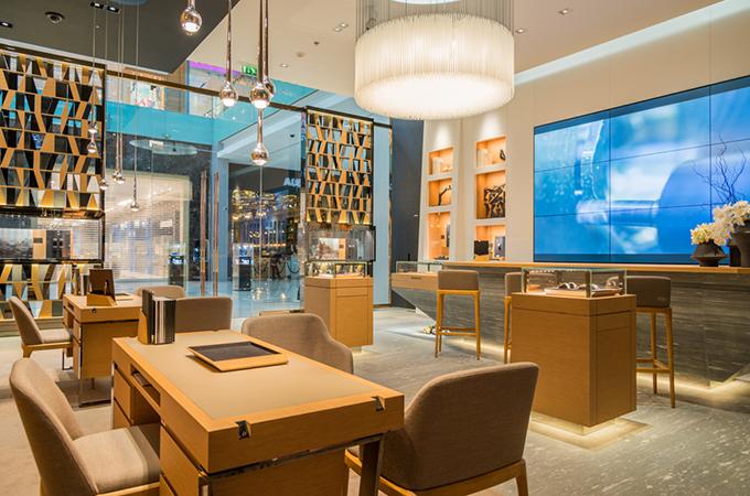 Audemars Piguet Opens Dubai Mall Boutique Lifestyle