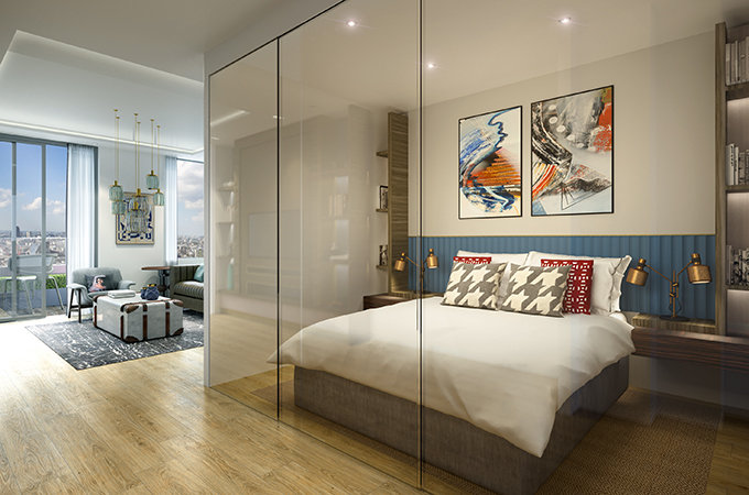 Stage set for london dream homes real estate property for Stages bedroom collection