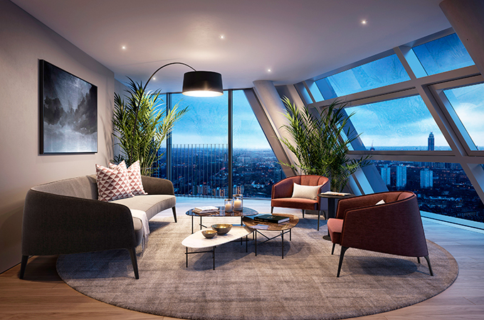 London luxury apartments go on sale - Real Estate & Property