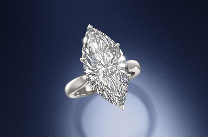 A Top Quality 11 00 Carat Marquise Cut Diamond Was Also One Of The S Highest Performers Ing For 797 700