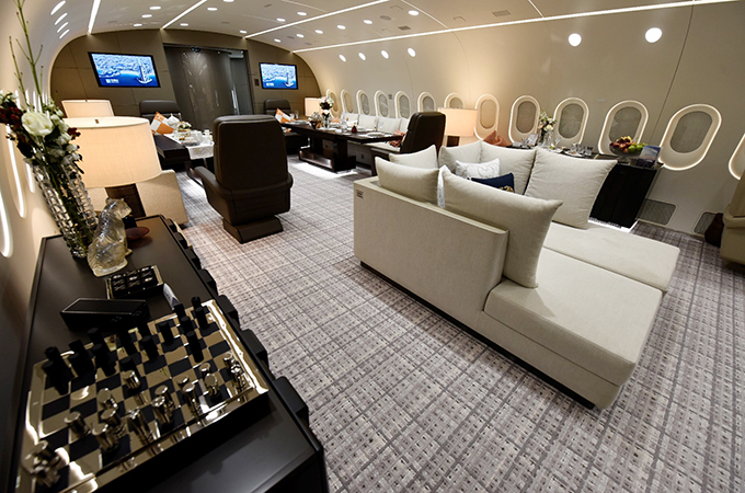 Dubai Debut For Dream Jet Private Aviation Premium Travel