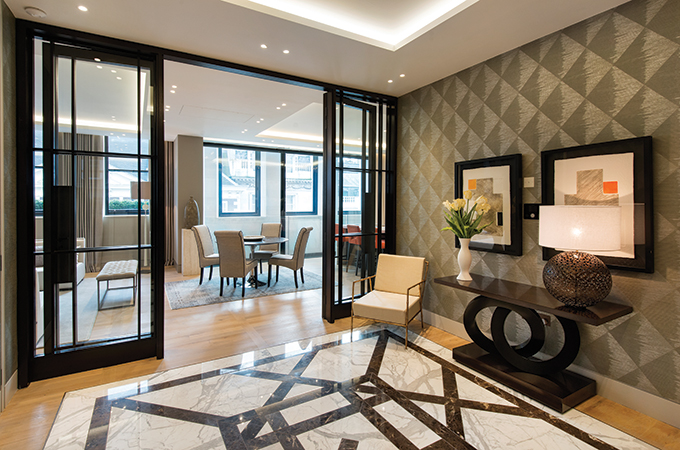 Luxury pall mall homes go on sale real estate property for Apartment building maker