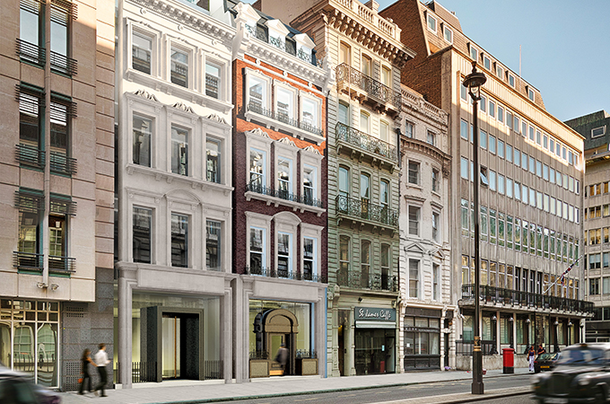 The Pall Mall Collection Is Situated On The North Side Of Pall Mall, Close  To St Jamesu0027s Park And Palace, Clarence House And Mayfair.