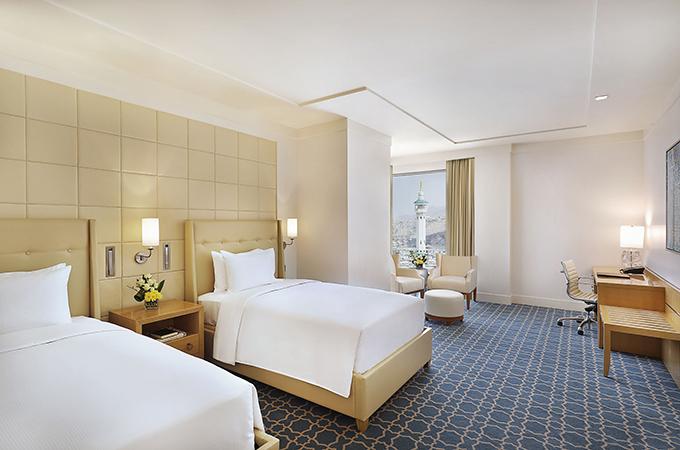 Rooms: New Hilton Opens In Makkah