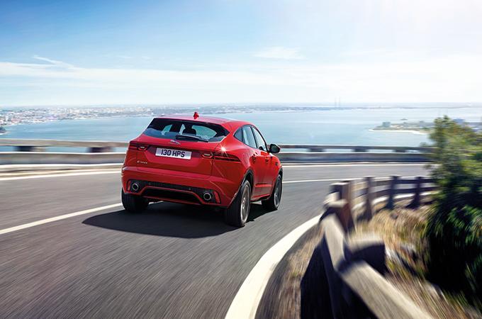 New Jaguar SUV rolls into record books - Motoring