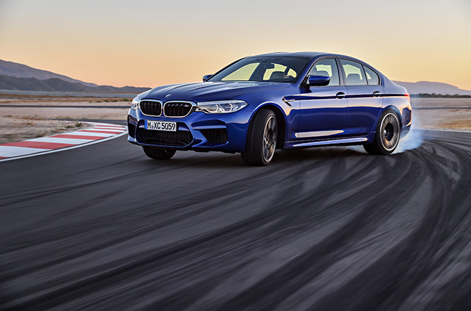 New BMW M The Most Powerful Yet Motoring - All bmws