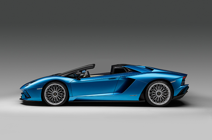 Aventador S Goes Topless Motoring
